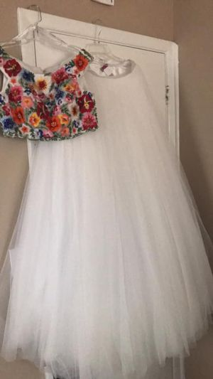 Wedding dress size 10 for Sale in Ozark, AL