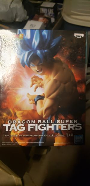 Dragonball z goku figure dbz for Sale in Tucson, AZ