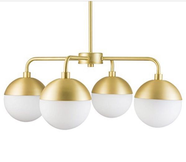 Mid century ceiling light- BRAND NEW