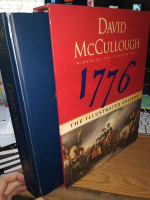 Special edition 1776 by Mccullough for Sale in Colorado Springs, CO