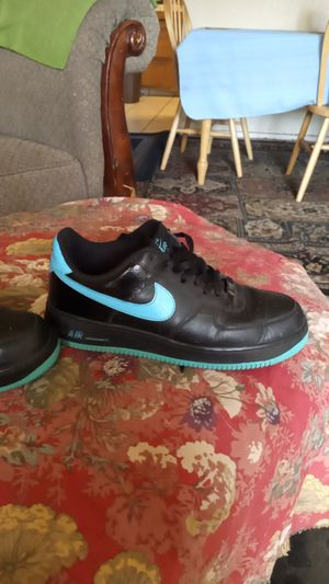 Nike air nok offs but their clean size 10 for Sale in Modesto, CA