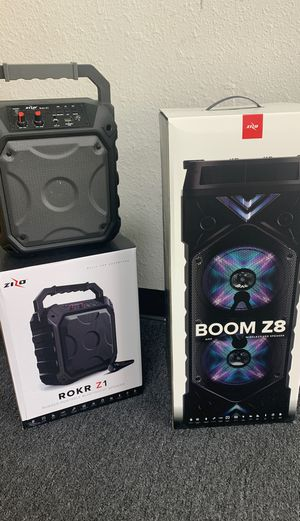 Various Bluetooth speakers to choose from! for Sale in Victoria, TX