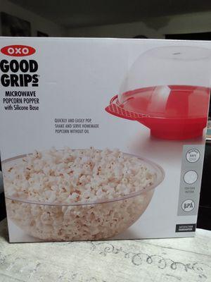 Microwave popcorn popper for Sale in Mākaha, HI