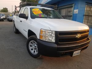 2007 CHEVY SILVERADO LT AUTOMATIC EXTENDED CAB for Sale in Modesto, CA