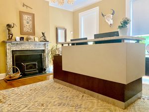 Marble-top Receptionist Desk for Sale in Washington, DC