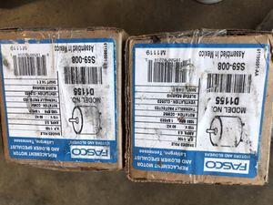Fasco motor #d1155. New in box $45 each for Sale in Azusa, CA