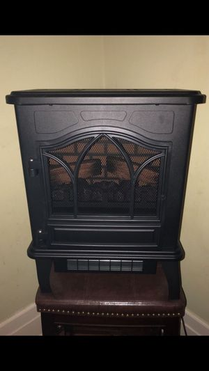 3D ELECTRIC STOVE w/ Infrared Quartz HEATER 1500w or 1000w for Sale in Piedmont, SC