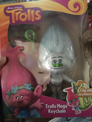 New trolls toy for Sale in Chesapeake, VA