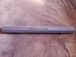 Sony Soundbar and Wireless Subwoofer (model HT-CT260H) for Sale in Brooklyn, NY