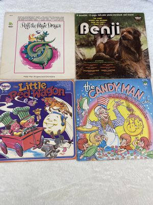 Children's Vinyl Records- $12 each! for Sale in Mason, OH