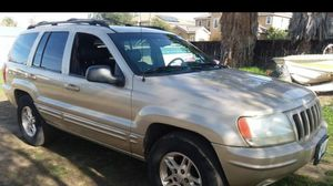 99 Jeep grand Cherokee for parts for Sale in Fallbrook, CA