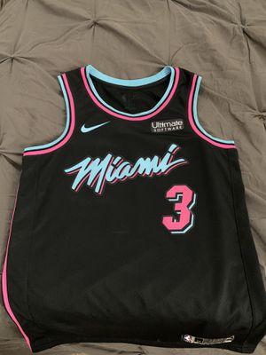 Nike Dwyane Wade Miami Heat Jersey for Sale in Aurora, CO