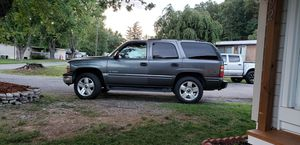 2002 CHEVY TAHOE 4X4 for Sale in Roanoke, VA