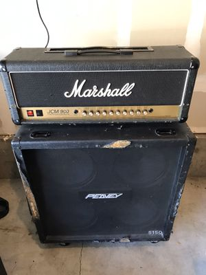 Marshall jcm 900 100w guitar amp for Sale in Vancouver, WA