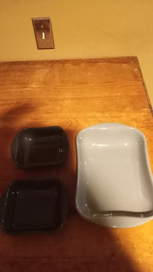 Villeroy and boch vivo ceramic bakeware for Sale in Riverhead, NY