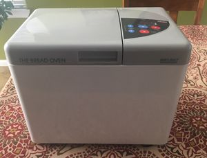 WELBILT Bread Maker Gently Used for Sale in North Las Vegas, NV