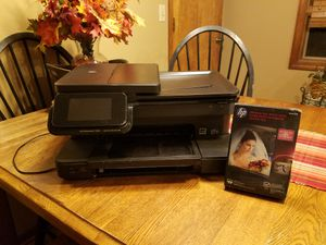 Hp photosmart printer,copier, scan,fax,web for Sale in Saint Joseph, MO