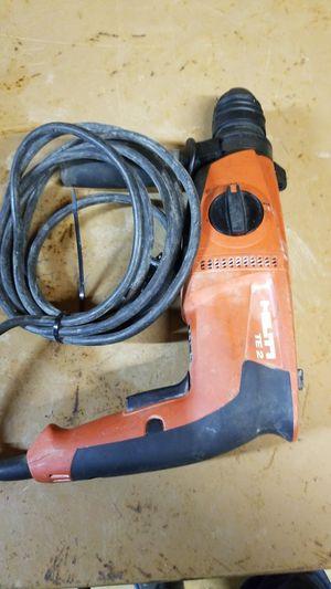 Hilti TE2 Hammer Drill for Sale in Starks, LA