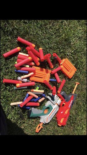 Nerf gun lot for Sale in Brookfield, IL