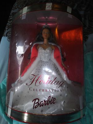 2001 holiday Barbie (African American) for Sale in Washington, DC