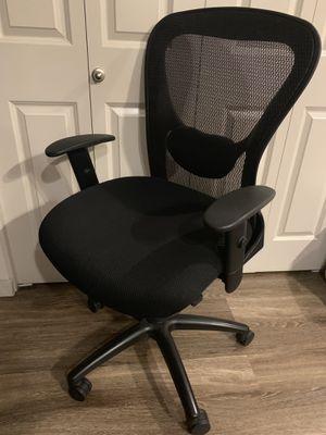 Black office chair for Sale in Phoenix, AZ