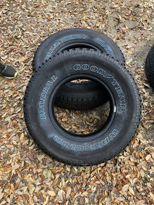 Good Year Wrangler Radials for Sale in Frostproof, FL