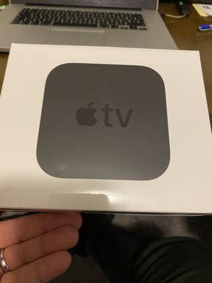 Apple TV 4th gen *newest* for Sale in Wesley Chapel, FL