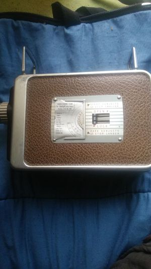 Brownie kodac8mm camcorder for Sale in Portland, OR