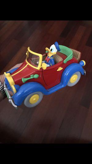 Disney collection metallic Donald toy car for Sale in Miramar, FL