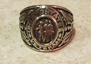 New United States Veteran ring size 12 for Sale in Long Beach, CA