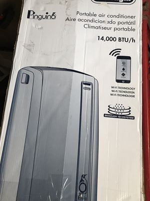 De'Longhi PACAN140ES portable air conditioner for Sale, used for sale  Sugar Hill, GA