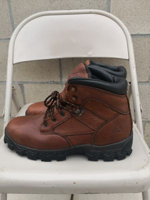 New Rocky steel toe work boots size 12 for Sale in Riverside, CA