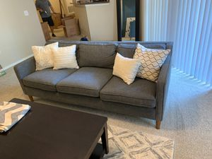 Couch and Console table for Sale in Austin, TX