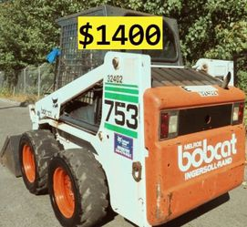🎁💝$1400 URGENTLY I sell my 1997 Bobcat 753 Price Everything is working great! Runs great and fun to drive.🔑🔑 for Sale in Washington,  DC