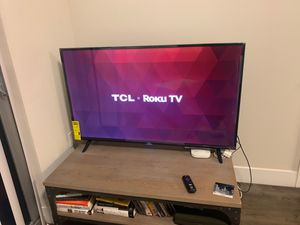 "50"" TCL 4K UHD LED ROKU SMART TV for Sale in Miami, FL"