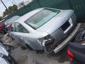 2007 Audi A6 for parts parting out oem part for Sale in Hialeah, FL