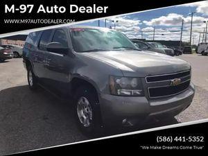 2009 Chevrolet Suburban for Sale in Roseville, MI