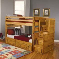 Bunk beds/ full for Sale in Visalia, CA