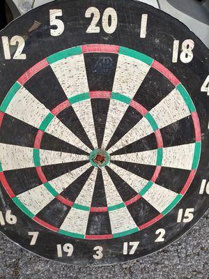 Mancave necessity dart board for Sale in Kansas City, KS