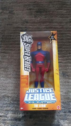 The Atom Justice League Collectible for Sale in Arvada, CO