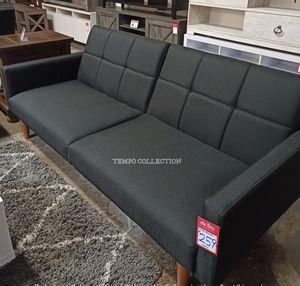 NEW, Adjustable Sofa Futon, BLACK, SKU#TCF8507 for Sale in Garden Grove, CA