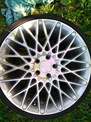 """4 19"""" Niche wheels 5x112 for Sale in Miami, FL"""