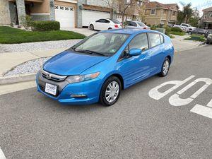 2010 Honda insight hybrid for Sale in Fontana, CA