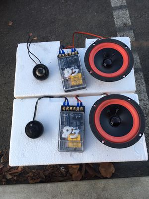 $60 components for Sale in Bakersfield, CA