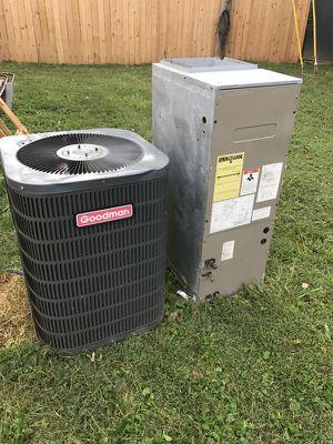 2 Ton Heatpump AC split unit for Sale in Knoxville, TN