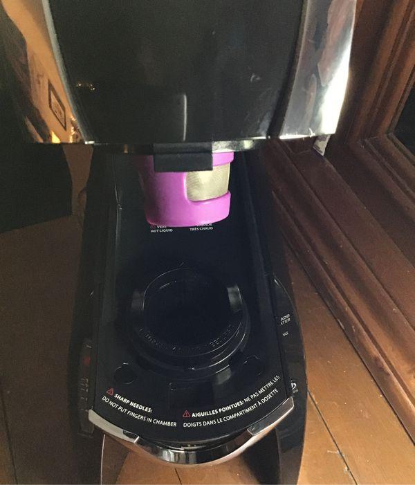 I coffee pot