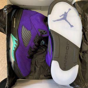 Jordan 5 Alternate Grape for Sale in Woodbridge, VA