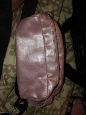 Cute semi holo pink brush bag. for Sale in Woburn, MA
