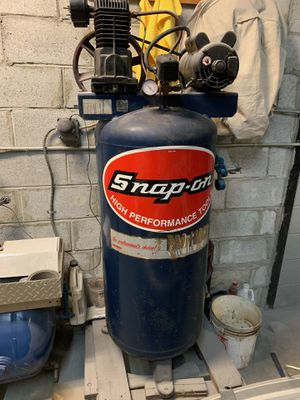 Air compressor snapon for Sale in Philadelphia, PA