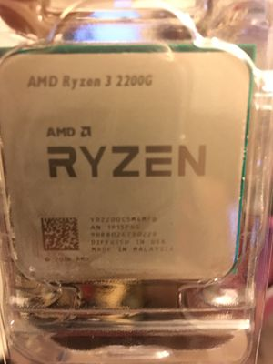 Ryzen 3 2200g for Sale in Albuquerque, NM